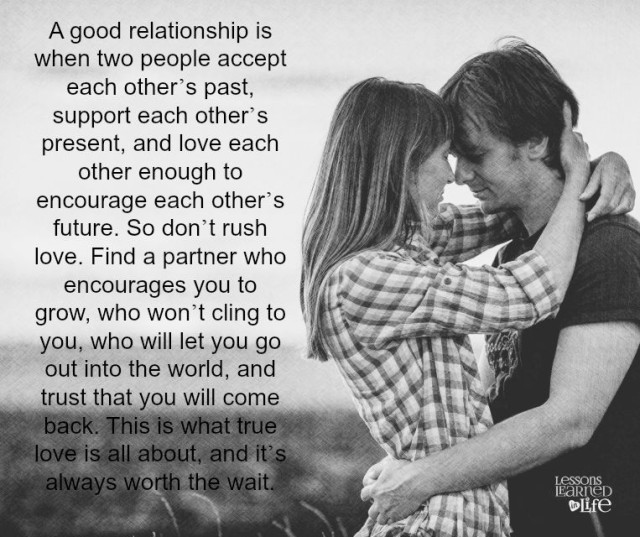 a relationship that taught me a lesson I thought i would share a past relationship that taught me a lesson that made me realize something important i gave some advice as well this relationship was.