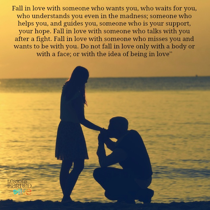 Love Each Other When Two Souls: Lessons Learned In LifeA Love Worth Waiting For.