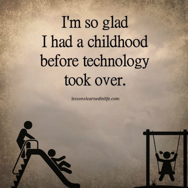 Our Friend Ship Its A Lofe Long Memories For Mi: Lessons Learned In LifeBefore Technology Took Over