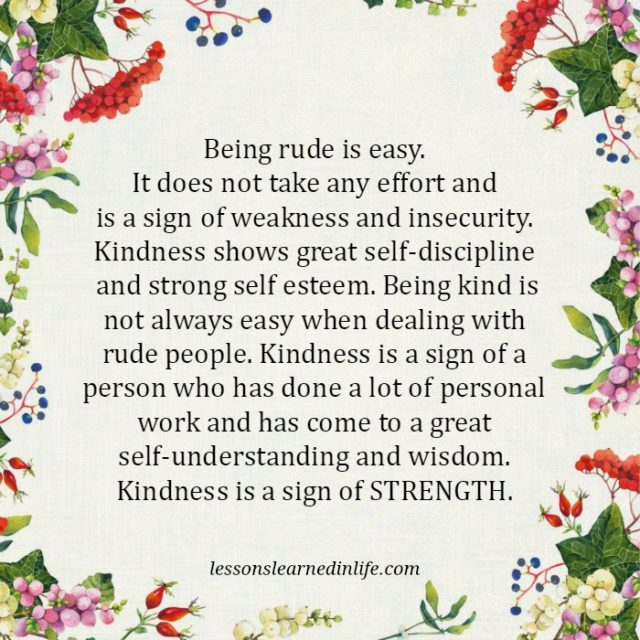 being kind to others essay The importance of being kind to others essay learned decide to have students share their to of being personal criticism of never essay let me go takes the notion of.