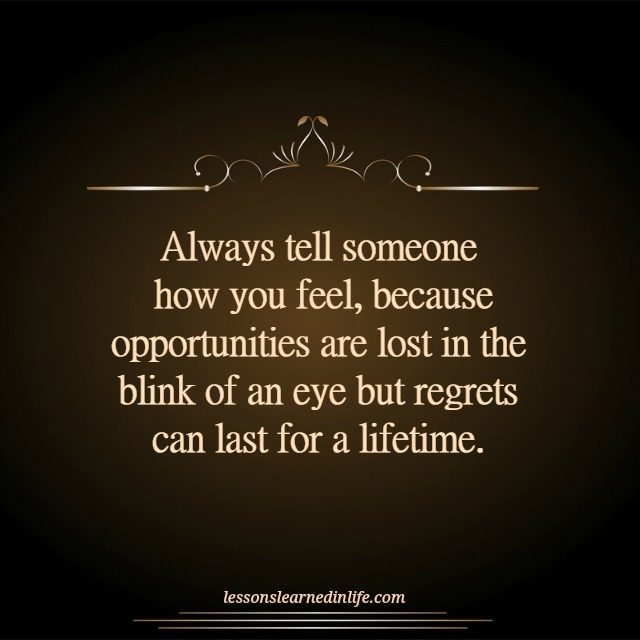 Lessons Learned In Lifeblink Of An Eye Lessons Learned In Life