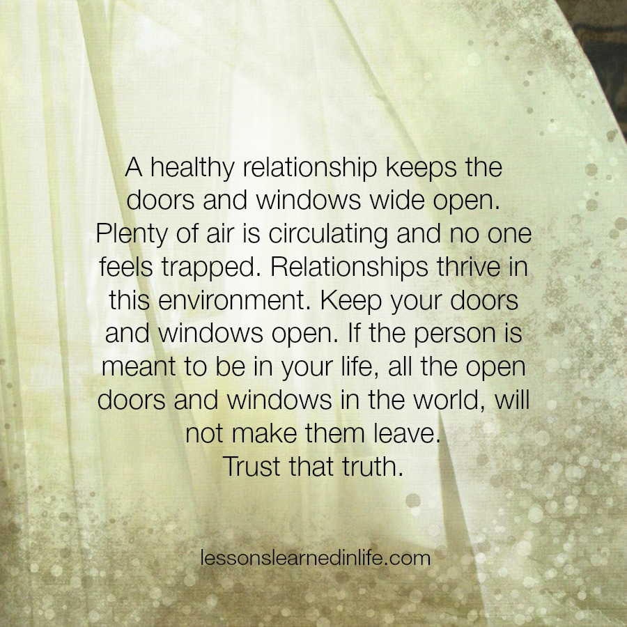 Quotes About Doors Lessons Learned In Lifedoors And Windows Open Lessons Learned