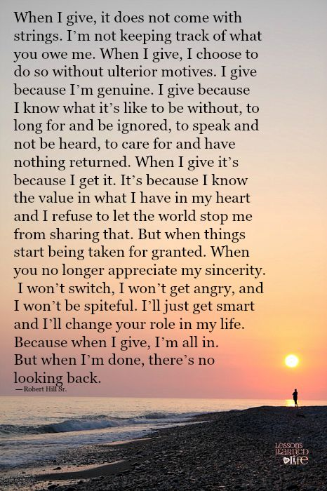 Taking Life For Granted Quotes Alluring Lessons Learned In Lifedon't Take Me For Granted Lessons