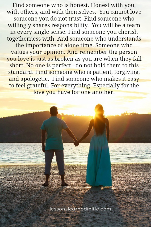 Lessons Learned In Lifefind Someone You Cherish Lessons Learned