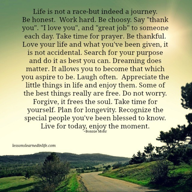 Lessons Learned In Lifeliving Life Lessons Learned In Life