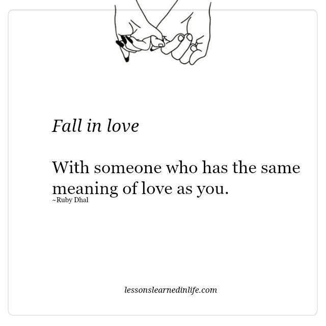 What Meaning Of Love: Lessons Learned In LifeMeaning Of Love.