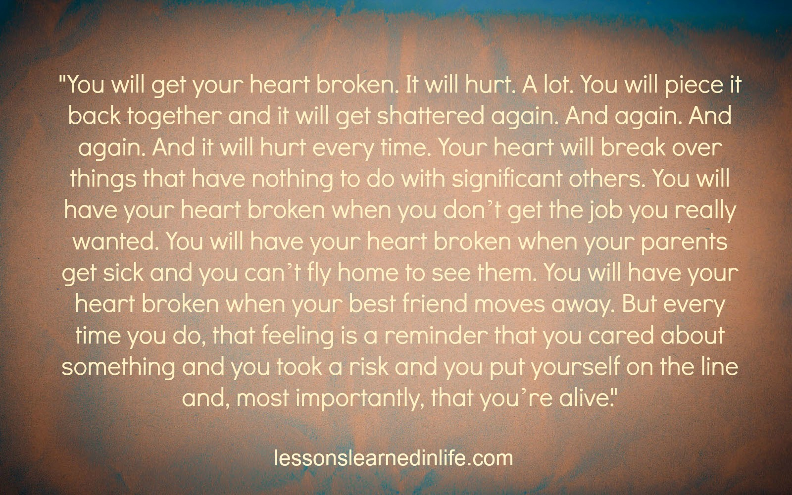 how to get over a guy who broke your heart