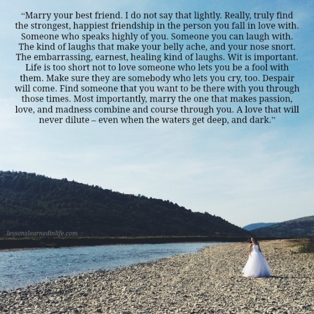 Love Each Other When Two Souls: Lessons Learned In LifePassion, Love And Madness