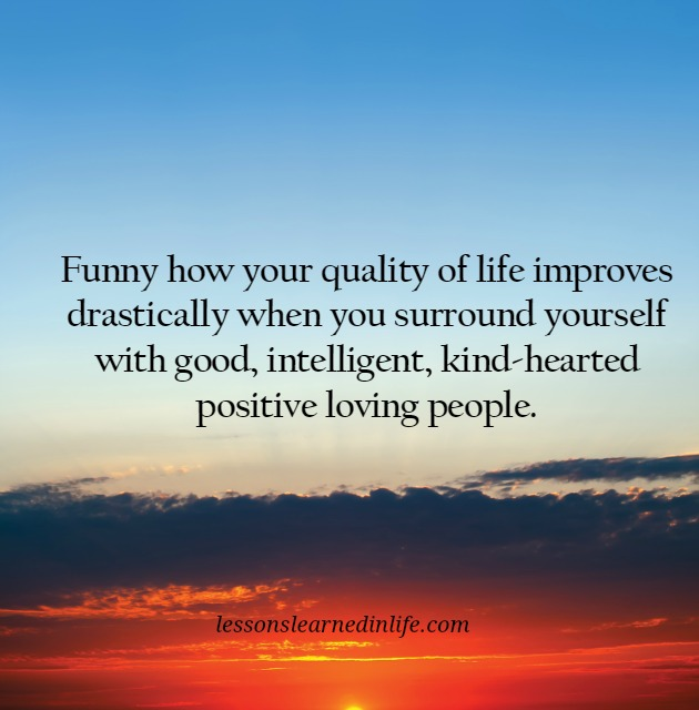 Lessons Learned In Lifequality Of Life Lessons Learned In Life