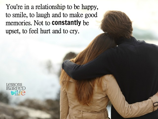 Lessons Learned In LifeRelationships.