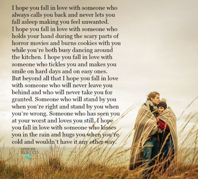 Lessons Learned In LifeSomeone Who Will Never Leave You