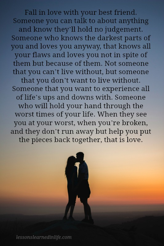 Lessons Learned In Lifethat Is Love Lessons Learned In Life