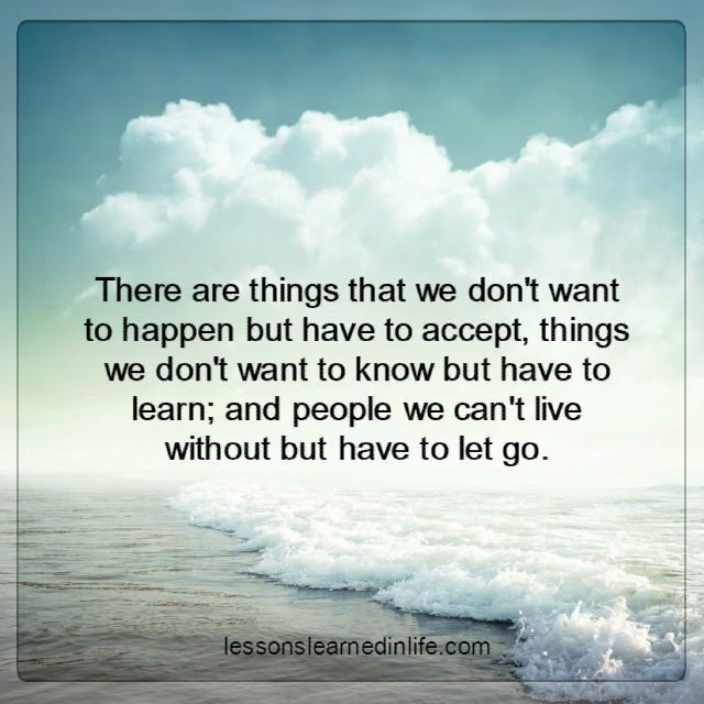 Lessons Learned In Lifethings We Must Learn Lessons Learned In Life