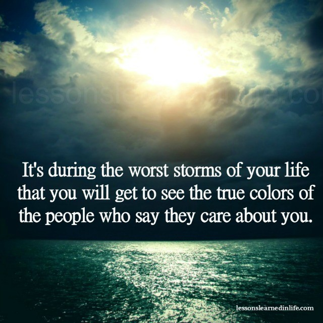 Lessons Learned In Lifesee True Colors Lessons Learned In Life