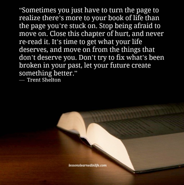 Turn The Page Quotes Fair Lessons Learned In Lifeturn The Page Lessons Learned In Life