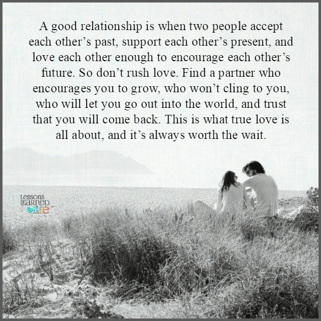 Lessons Learned in LifeWhat true love is all about