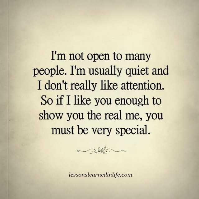 Lessons Learned In LifeYou Must Be Very Special Lessons Learned New You Are Special Quotes