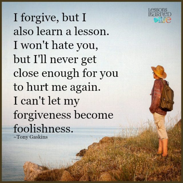 Lessons Learned In Lifeyou Wont Hurt Me Again Lessons Learned In