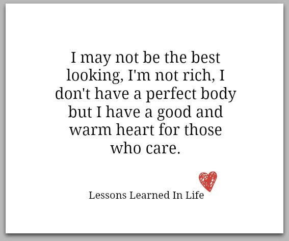 I May Not Be a Perfect Man Quotes